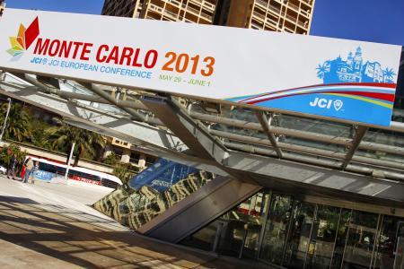 Congrès Européen 2013 à Monaco